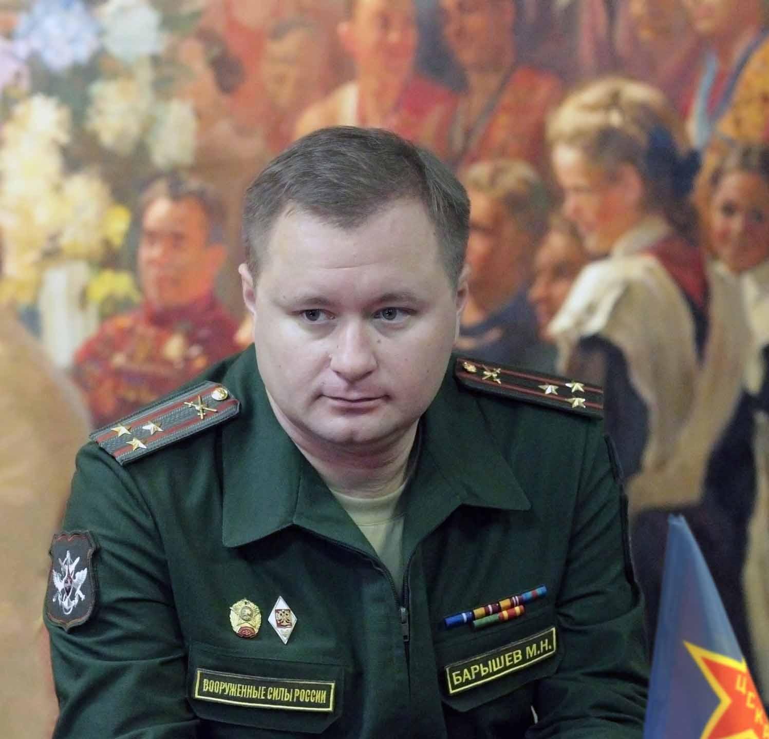 Русское мировоззрение: Попечители «Юнармии» в лицах: Михаил Барышев за молодежь